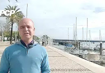 Deputado do PCP no Algarve para denunciar abusos do grande patronato e exigir reforço do SNS no combate ao Covid-19